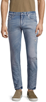 Dolce & Gabbana Cotton Slim Fit Jeans