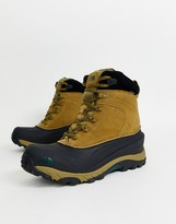 The North Face Chilkat walking boot in brown