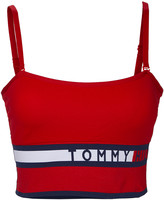 Tommy Hilfiger Women's Bras APPLE - Apple Red Seamless Bandeau