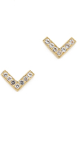 Elizabeth and James Edo Stud Earrings