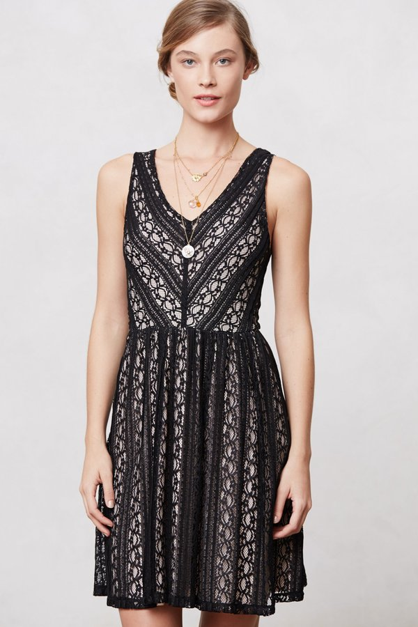 Anthropologie Myrna Lace Dress