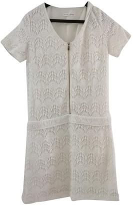 Sã©Zane SAzane White Lace Dresses