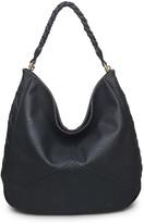 Urban Expressions Black Hobo Bag