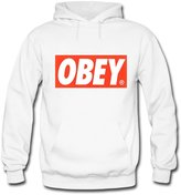 OBEY Logo Printed Hoodies OBEY Logo Printed For Boys Girls Hoodies Sweatshirts Pullover Tops