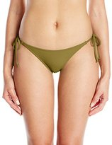Volcom Women's Simply Solid Skimpy Bikini Bottom