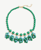 Ann Taylor Bauble Statement Necklace