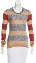 Thakoon Striped Rib Knit Sweater