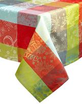 Garnier Thiebaut Mille Couleurs Tablecloth