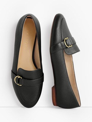 Talbots Ryan D-Ring Loafers - Tonal Webbing