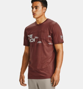 Under Armour Men's UA Pocket T-Shirt