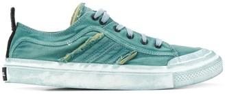 Diesel Pigment-dyed sneakers