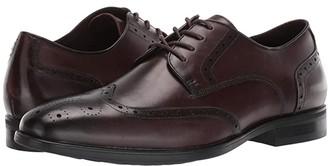 Kenneth Cole Reaction Edge Flex Lace-Up WT (Brown) Men's Shoes