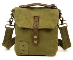 TSD BRAND Coastal Canvas Crossbody Bag