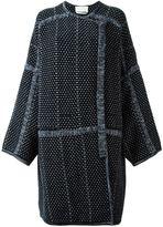 Chloé knitted midi coat