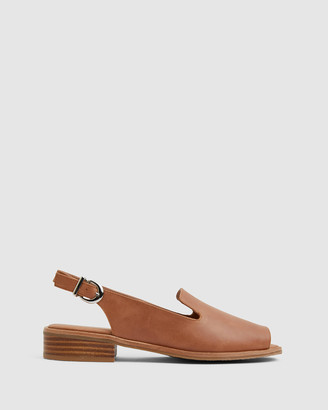 Easy Steps - Women's Brown Sandals - Delaney - Size One Size, 36 at The Iconic