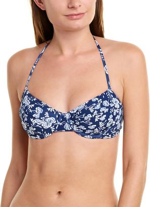 Shoshanna Swimwear Bra Bikini Top