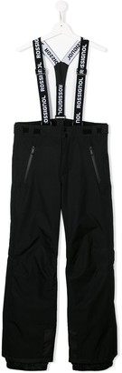 Rossignol Kids Hiver ski dungaree trousers