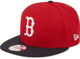 New Era 9FIFTY Boston Red Sox diamond snapback cap
