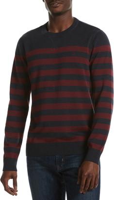 Original Penguin Stripe Crewneck Sweater