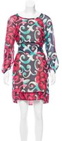 Diane von Furstenberg Eribec Silk Dress
