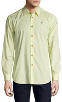 Vivienne Westwood Cotton Solid Sportshirt
