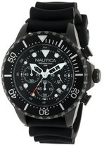 Nautica Unisex N26547G NMX 650 Chronograph Stainless Steel Watch