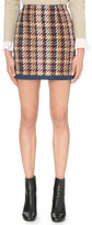 Sandro Nasty wool-blend skirt