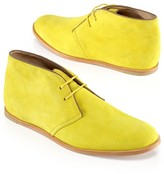 Opening Ceremony Piped Desert Boot, Yellow