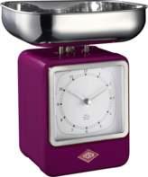 Wesco Retro Kitchen Scale with Clock