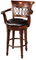 Howard Miller Cortland Barstool in Brown/Black