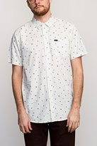RVCA Men's Growth Decay Short Sleeve Woven Shirt
