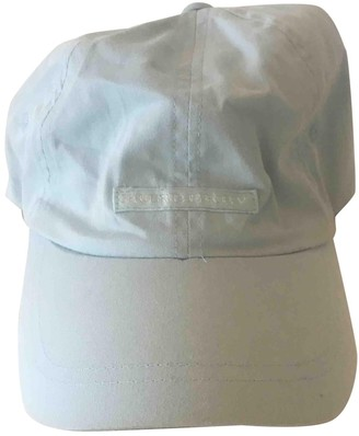 Burberry Turquoise Cotton Hats