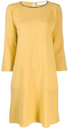 Fabiana Filippi knitted shift dress