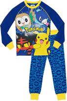 Pokemon Boys Pajamas