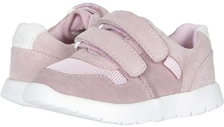 UGG Tygo Sneaker (Toddler/Little Kid) (Pink Crystal) Girl's Shoes