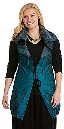 Bryn Walker Mila Embellished-Collar Vest