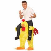 Asstd National Brand Adult Chicken Fight Dress Up Costume