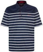Paul & Shark Admiral Stripe Polo Shirt