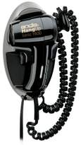 Andis Wall Mounted Hang Up 1600 Watt Hair Dryer with Night Light, Black (30765)