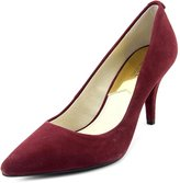 MICHAEL Michael Kors MK-Flex Mid Pump Women US 5.5 Burgundy Heels