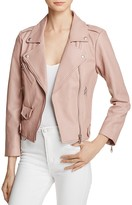 Rebecca Minkoff Wes Leather Moto Jacket - 100% Exclusive