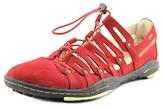 Jambu El Dorado Women Round Toe Synthetic Red Sneakers.