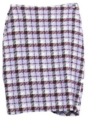 LES COYOTES DE PARIS Knee length skirt
