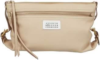 Maison Margiela Logo Patch Detail Shoulder Bag