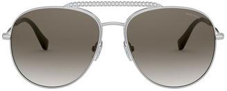 Miu Miu 0MU 53VS 1527859001 Sunglasses