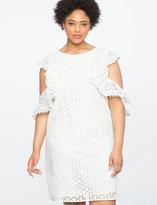 White Summer Eyelet Dresses - ShopStyle