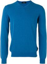 Fay v-neck sweater - men - Cotton - 46