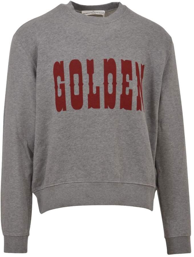 Golden Goose Grey Golden Sweatshirt