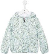 Il Gufo polka dot jacket - kids - Polyamide - 4 yrs