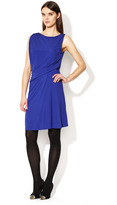 Cut25 Asymmetrical Draped Dress
